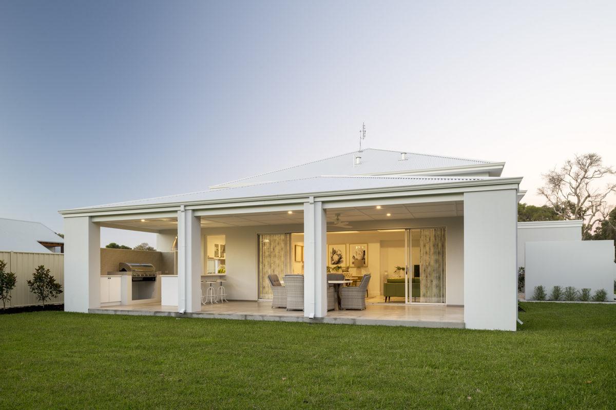 The Lake House Display - Plunkett Homes