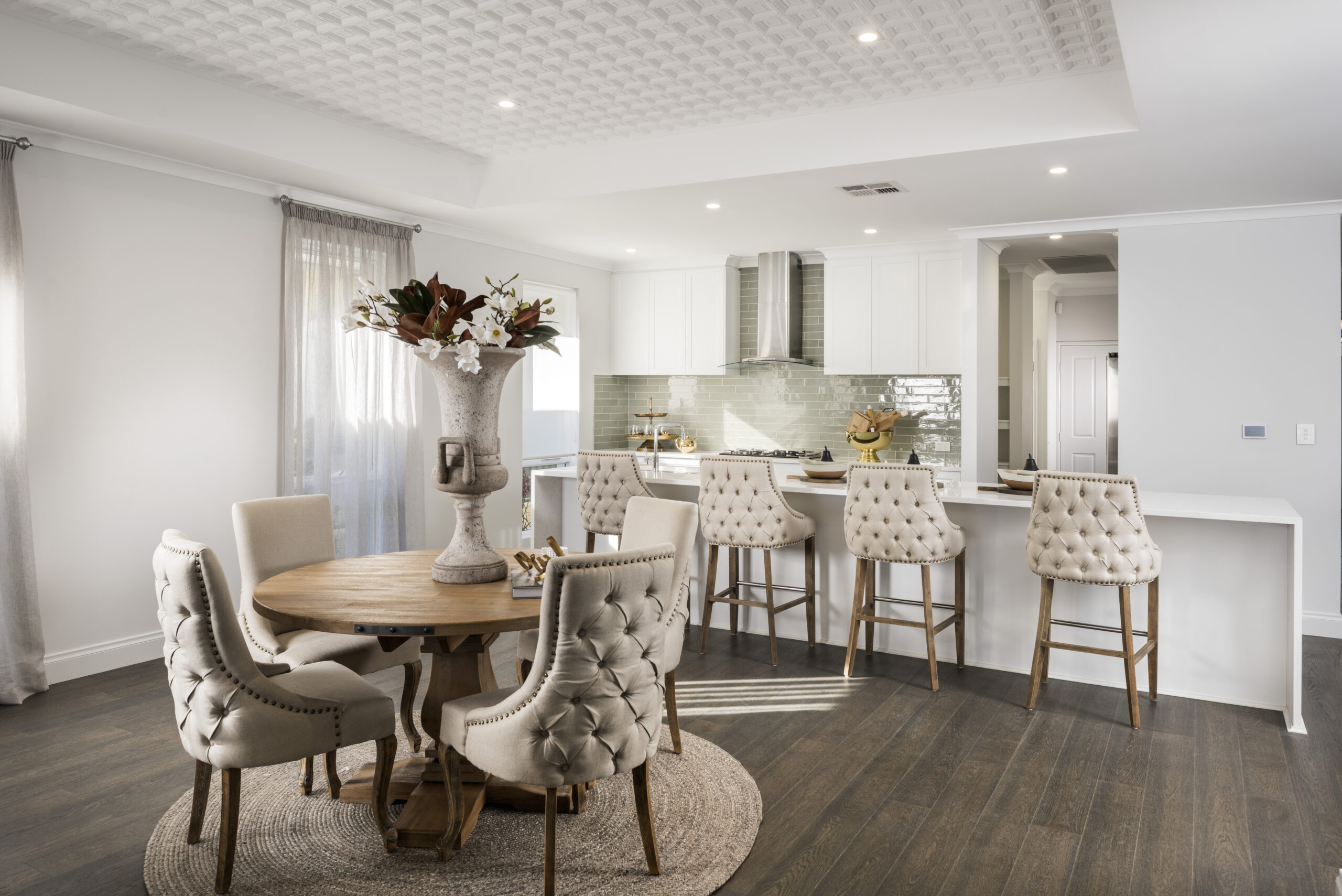 The Long Island Display - Plunkett Homes
